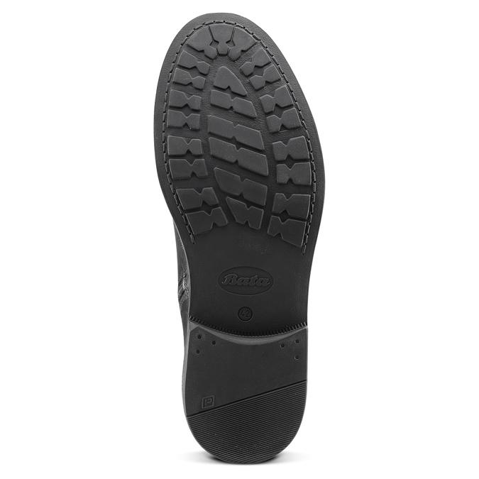 Men's shoes bata, Noir, 824-6603 - 17