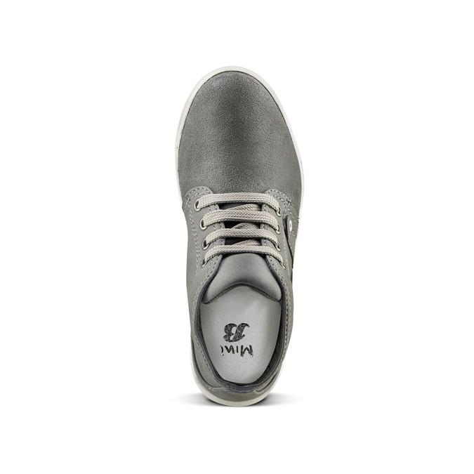 Childrens shoes mini-b, Gris, 311-2279 - 15