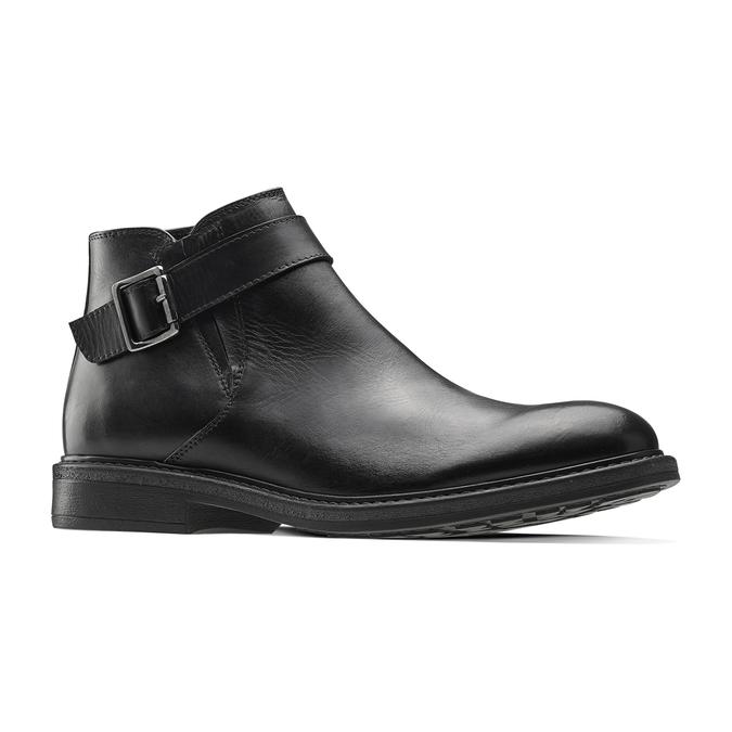 Men's shoes bata, Noir, 824-6603 - 13