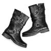 Women's shoes bata, Noir, 594-6276 - 19