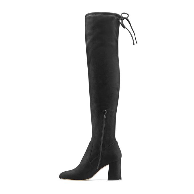 Women's shoes bata, Noir, 799-6661 - 16