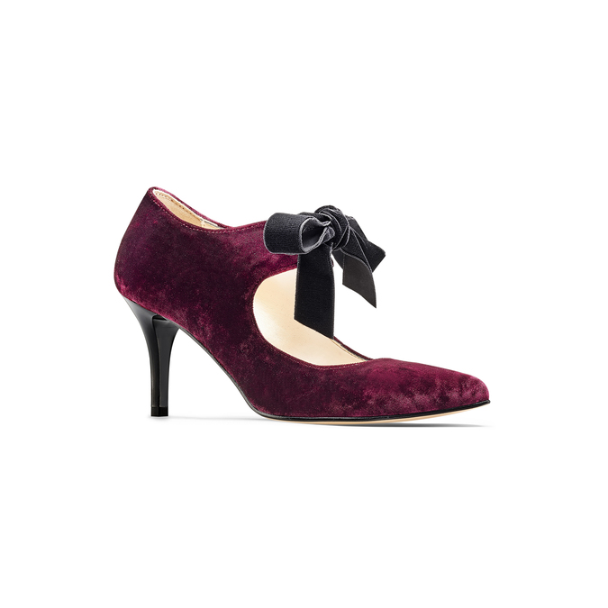 Women's shoes insolia, Rouge, 729-5983 - 13