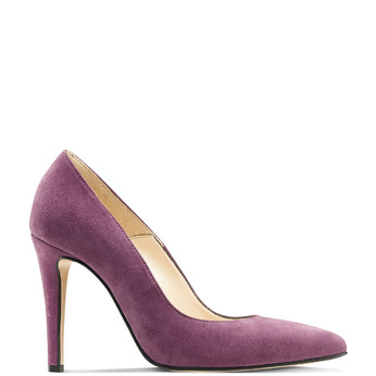 Women's shoes insolia, Rouge, 723-5111 - 13