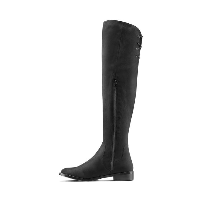 Chaussures Femme bata, Noir, 599-6515 - 16
