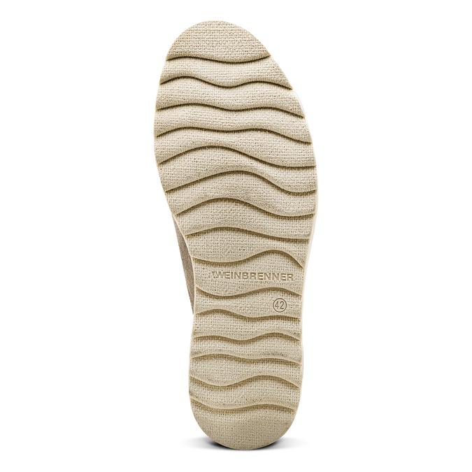 Men's shoes weinbrenner, Brun, 896-3452 - 17
