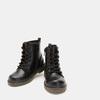 Childrens shoes mini-b, Noir, 291-6407 - 26