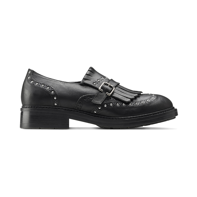Women's shoes bata, Noir, 514-6394 - 26