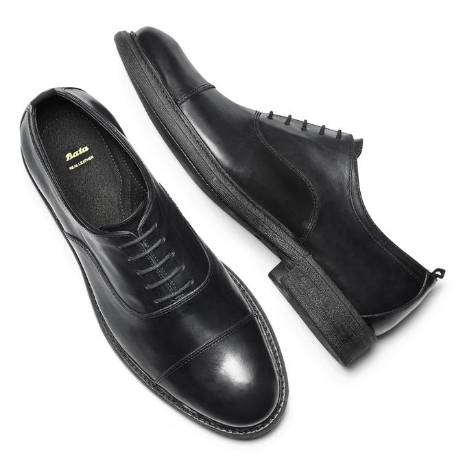 Men's shoes bata, Noir, 824-6176 - 19