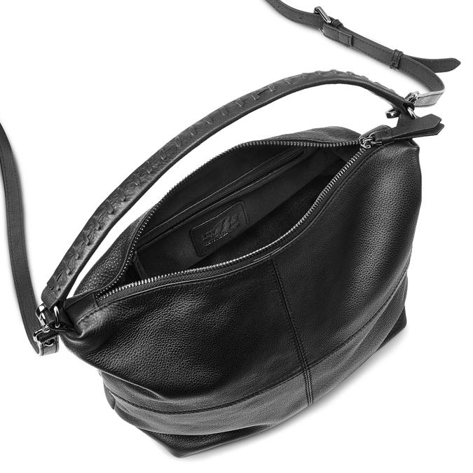 Bag bata, Noir, 964-6121 - 16