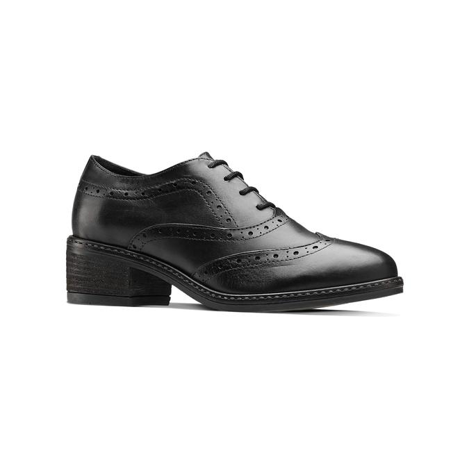 Women's shoes bata, Noir, 524-6653 - 13