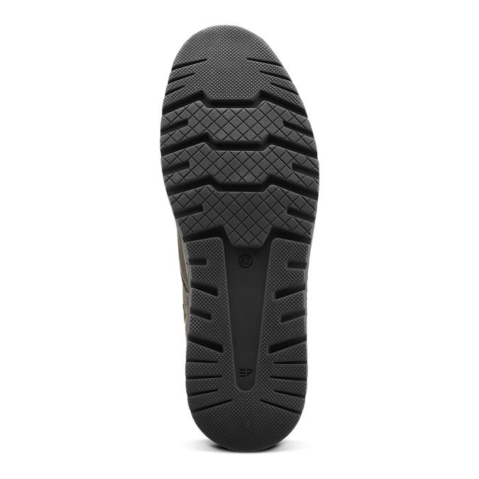 Men's shoes bata, Gris, 894-2719 - 17