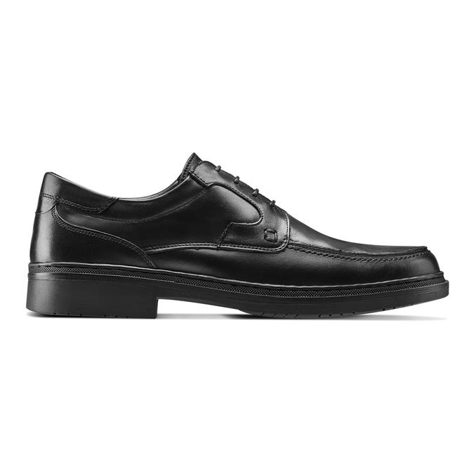 Men's shoes, Noir, 844-6734 - 26