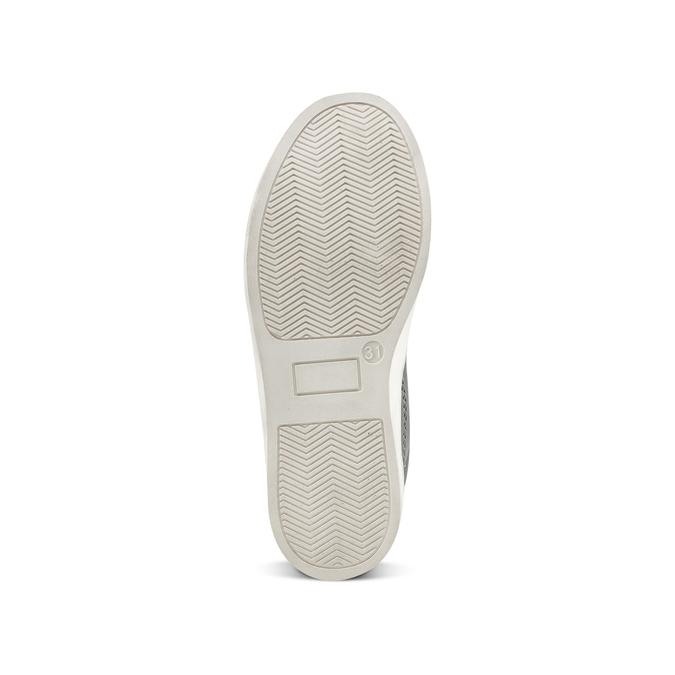 Childrens shoes mini-b, Gris, 311-2279 - 17