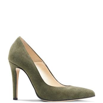 Women's shoes insolia, Vert, 723-7111 - 13
