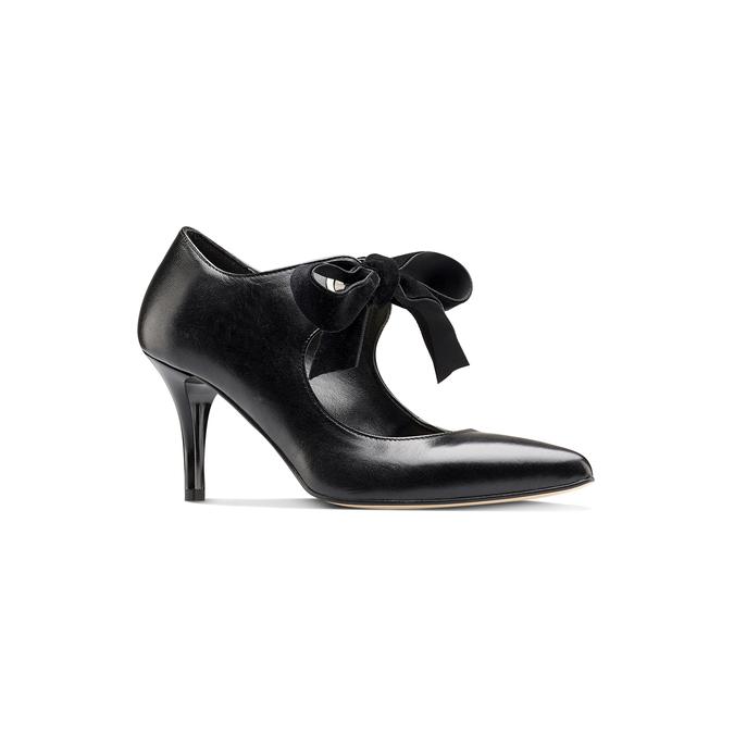 Women's shoes insolia, Noir, 724-6983 - 13