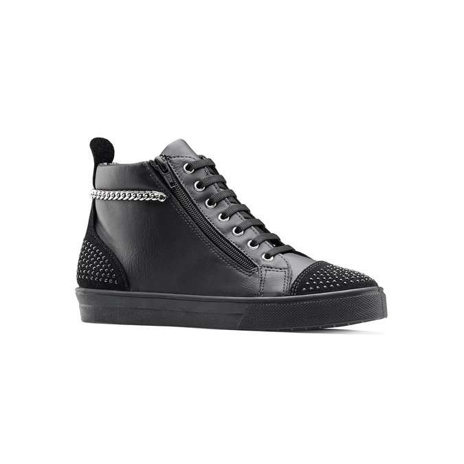 Women's shoes north-star, Noir, 541-6203 - 13
