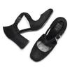 Women's shoes insolia, Noir, 729-6975 - 26