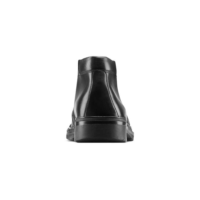 Men's shoes, Noir, 844-6733 - 16