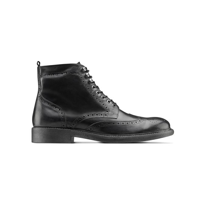 Men's shoes bata, Noir, 894-6725 - 26