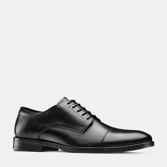 Men's shoes bata, Noir, 824-6999 - 13
