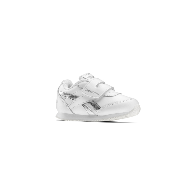 Childrens shoes reebok, Blanc, 101-1186 - 13
