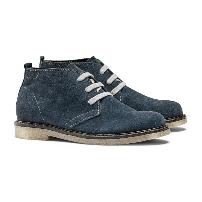 Childrens shoes mini-b, Bleu, 313-9278 - 26