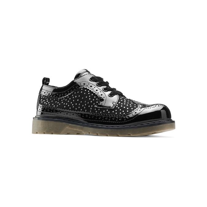 Childrens shoes mini-b, Noir, 321-6290 - 13