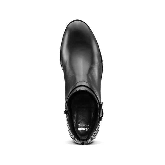 Women's shoes bata, Noir, 594-6299 - 15