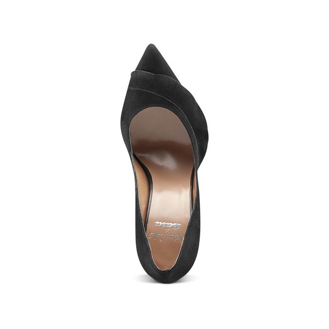 Women's shoes bata, Noir, 723-6155 - 15