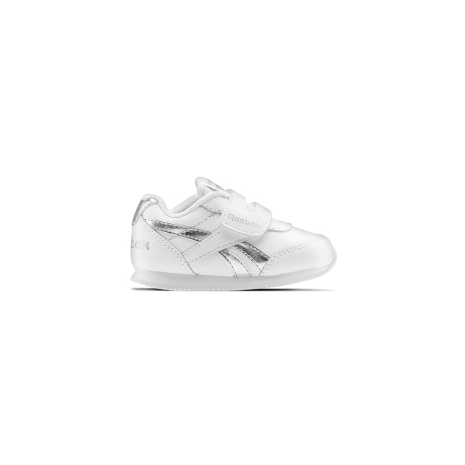 Childrens shoes reebok, Blanc, 101-1186 - 26