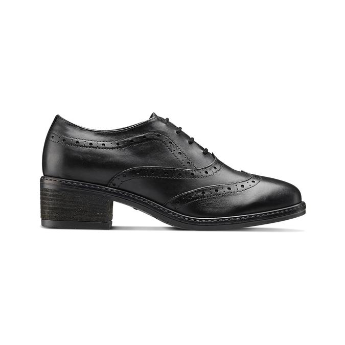 Women's shoes bata, Noir, 524-6653 - 26