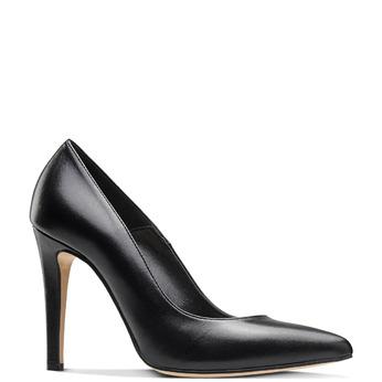 Women's shoes insolia, Noir, 724-6111 - 13