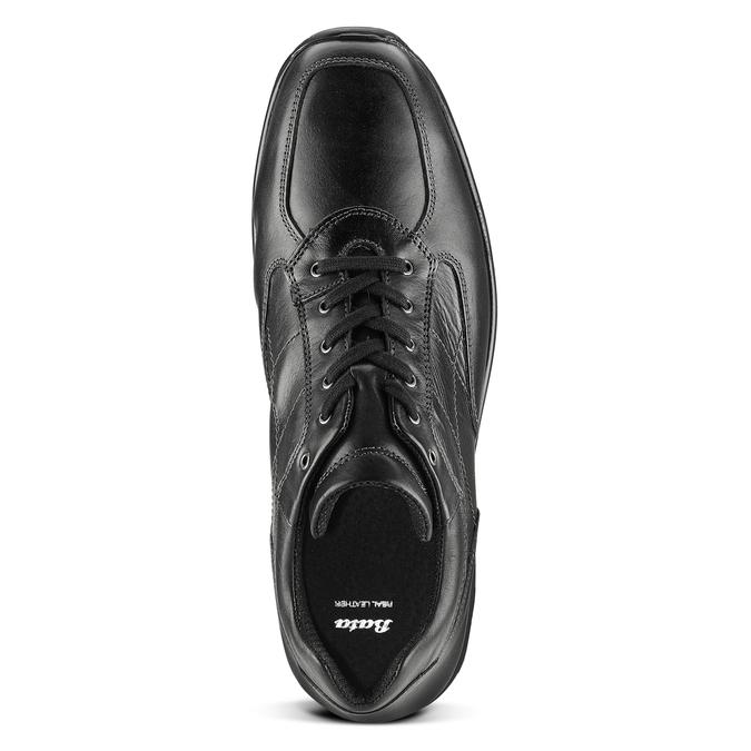 Men's shoes bata, Noir, 844-6325 - 15