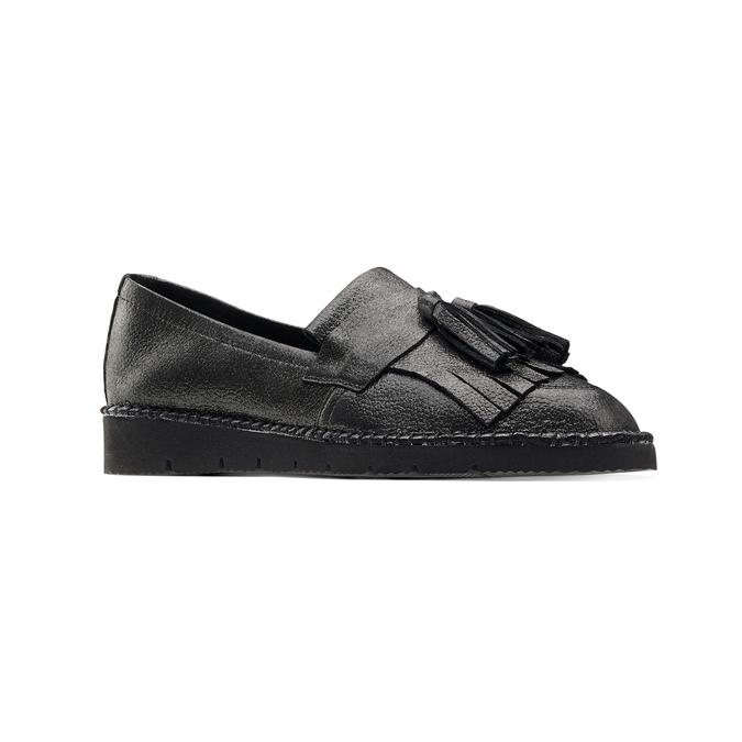 Women's shoes bata, Gris, 514-2416 - 13