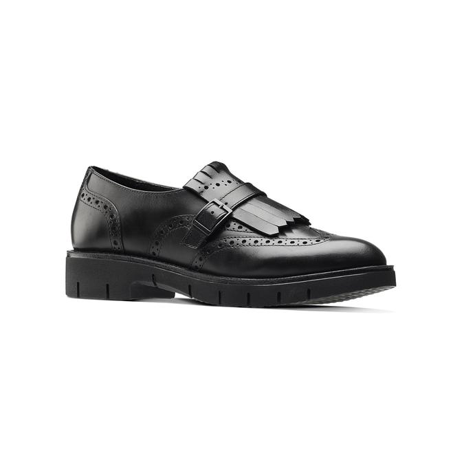 Women's shoes bata, Noir, 514-6395 - 13