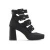 Women's shoes bata, Noir, 723-6984 - 26