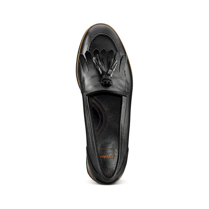 Women's shoes flexible, Noir, 514-6128 - 17