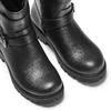 Childrens shoes mini-b, Noir, 391-6408 - 15