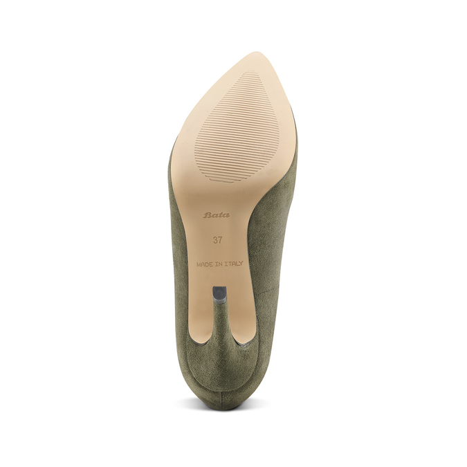 Women's shoes insolia, Vert, 723-7111 - 17