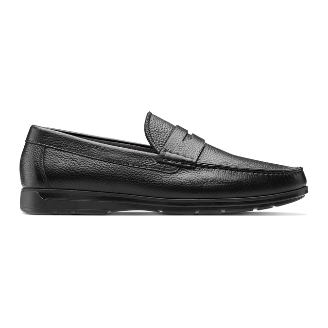 Men's shoes bata, Noir, 814-6178 - 26