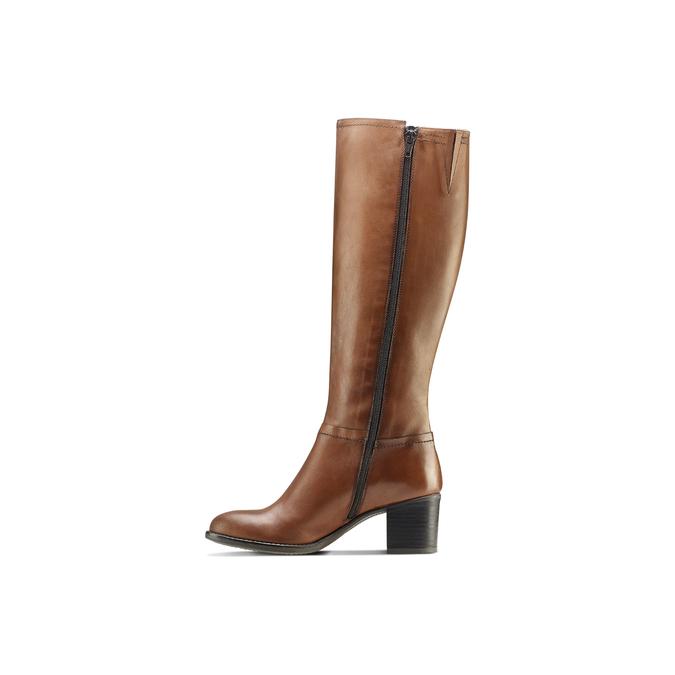 Chaussures Femme bata, Brun, 694-3361 - 16