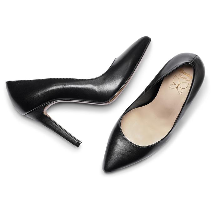 Women's shoes insolia, Noir, 724-6111 - 19