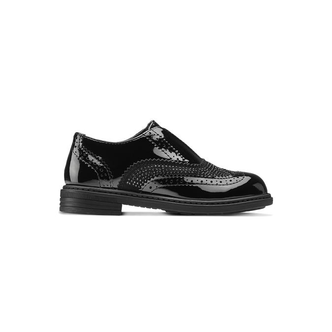 Childrens shoes mini-b, Noir, 221-6201 - 26