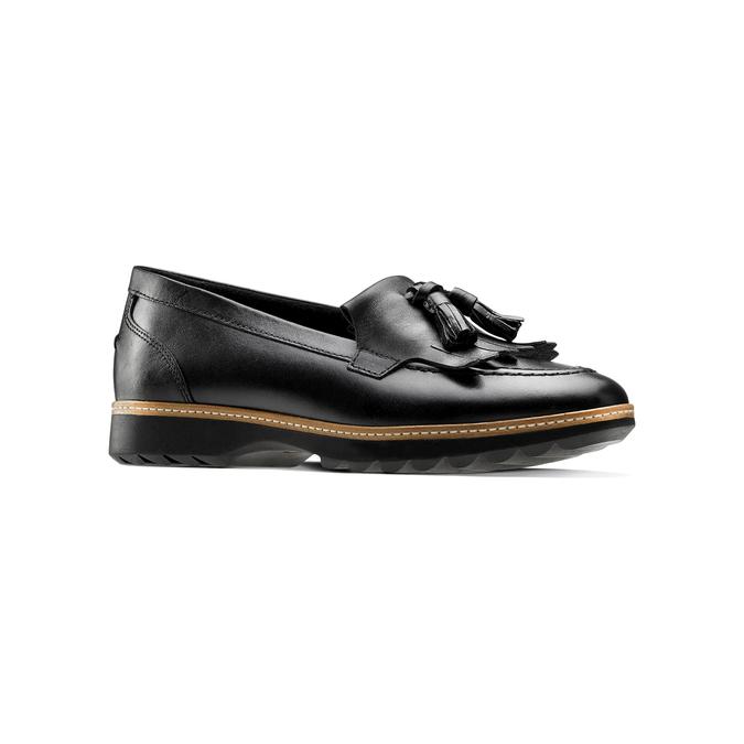 Women's shoes flexible, Noir, 514-6128 - 13