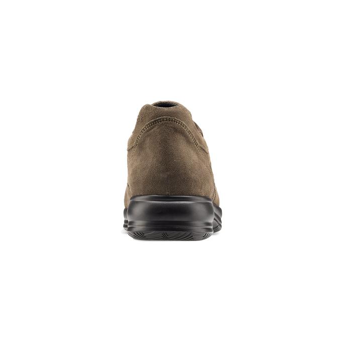 Men's shoes bata, Brun, 843-3315 - 16