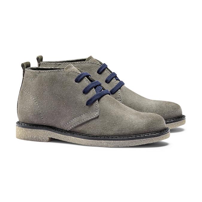 Childrens shoes mini-b, Gris, 313-2278 - 26