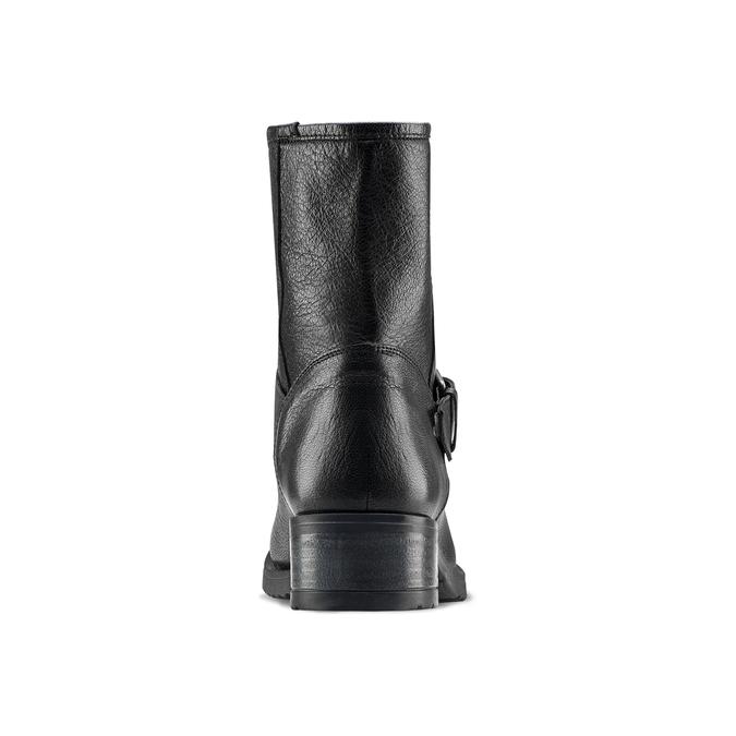 Women's shoes bata, Noir, 694-6420 - 16