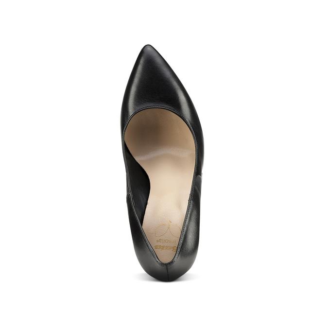 Women's shoes insolia, Noir, 724-6111 - 15