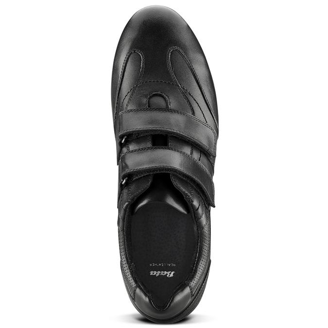 Men's shoes bata, Noir, 844-6729 - 15