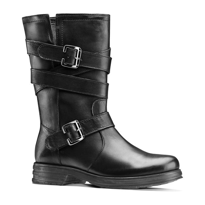 Women's shoes bata, Noir, 594-6276 - 13